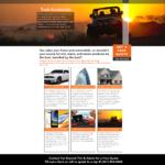 Far Beyond Tint & Alarm Web Portfolio